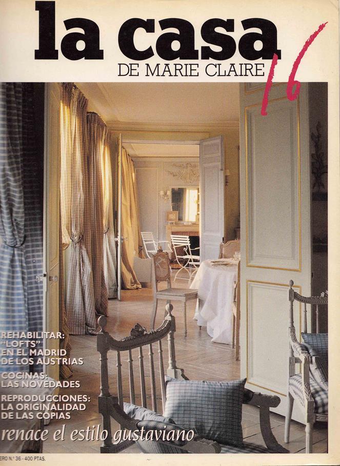 La Casa Marie Claire -