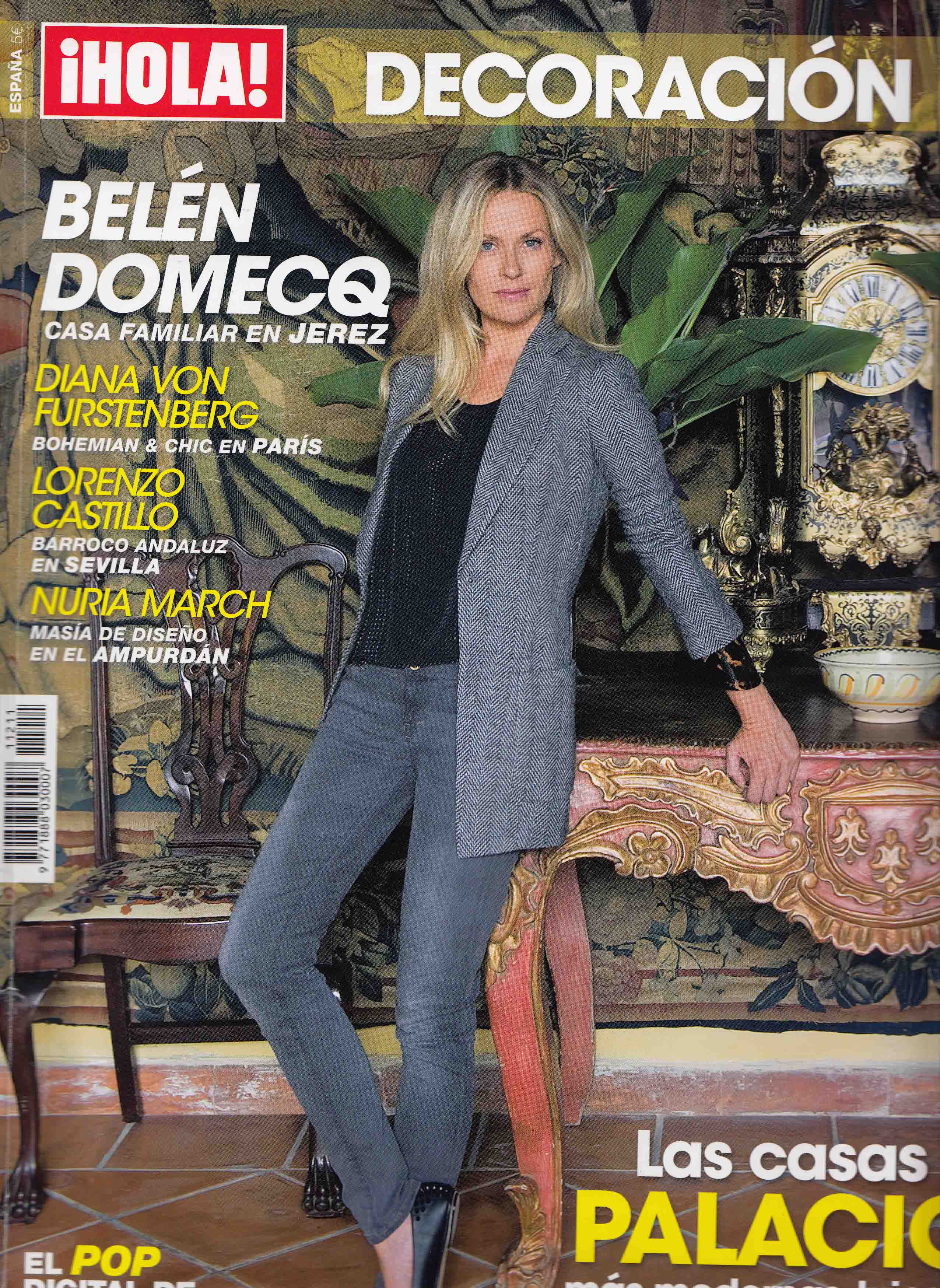 revista-hola-2013-melian_randolph-portada-0