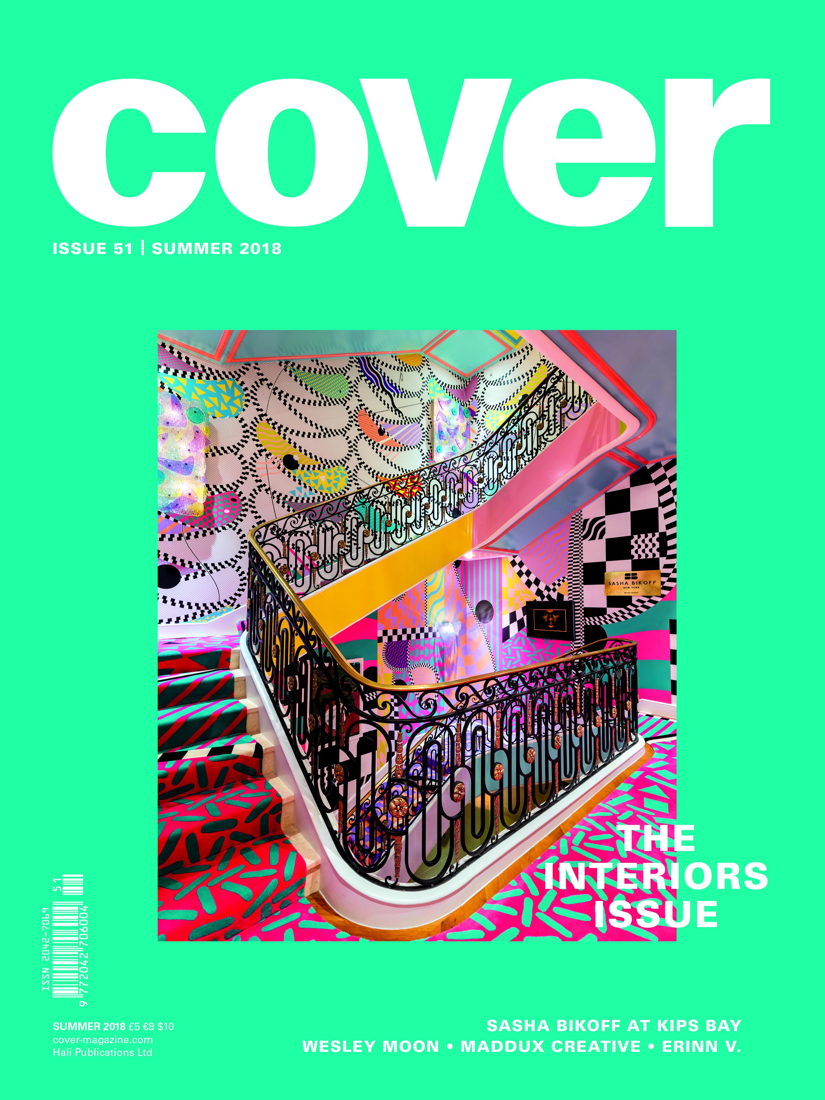 Cover Magazine -