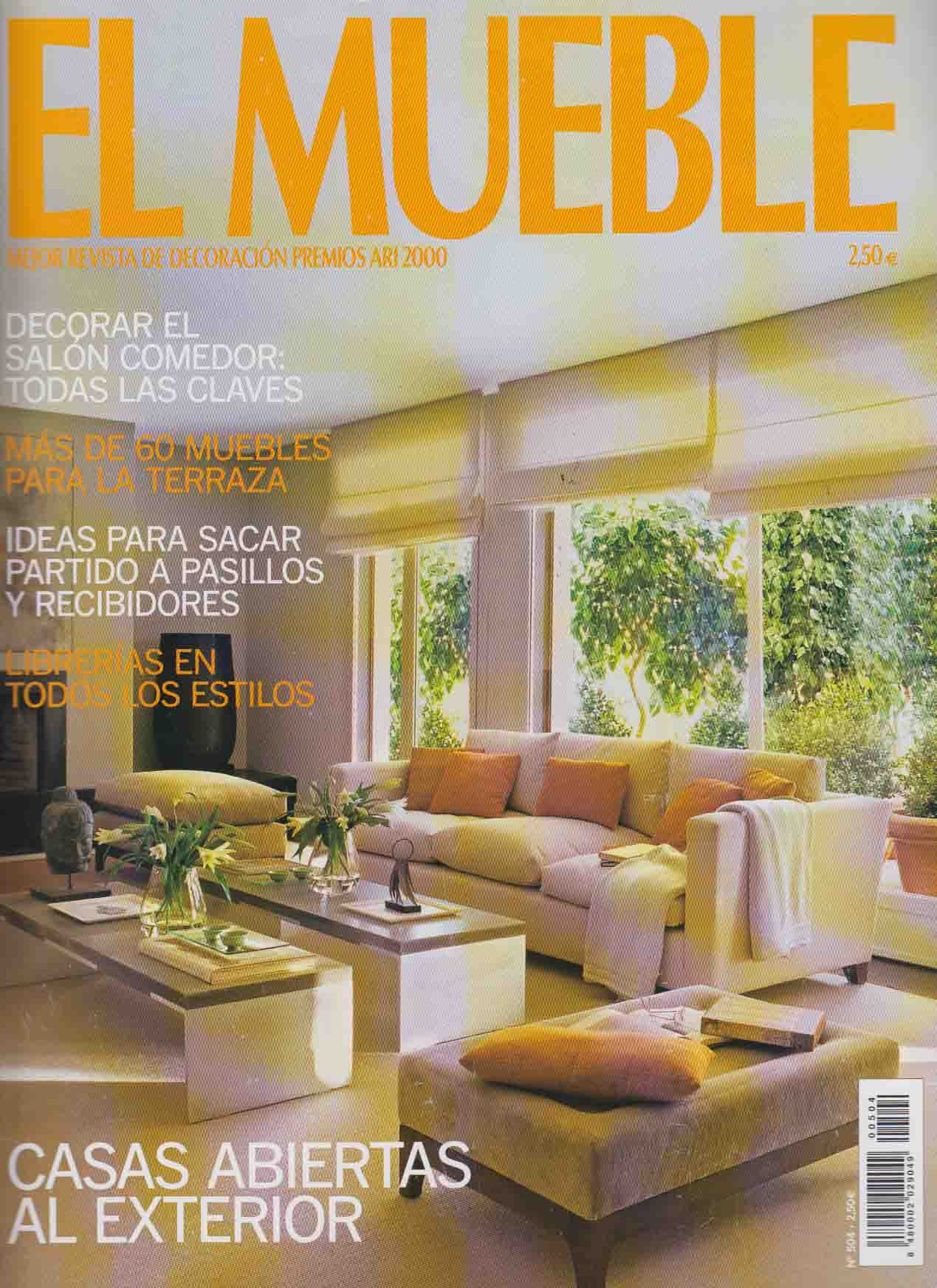 El mueble revista decoracion simple el mueble with el for El mueble decoracion